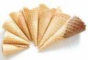 Ice Cream Rolled Sugar Cone
