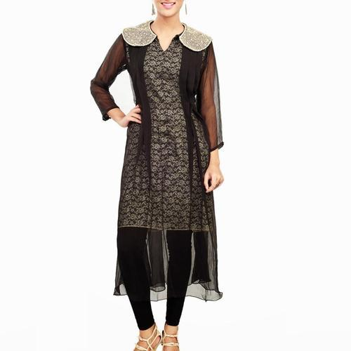 d77e7ec611 Party Wear Kurti in Jaipur, पार्टी वेयर कुर्ती , जयपुर, Rajasthan | Get  Latest Price from Suppliers of Party Wear Kurti in Jaipur
