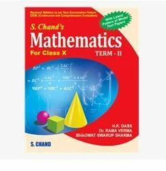 S Chands Mathematics For Class X