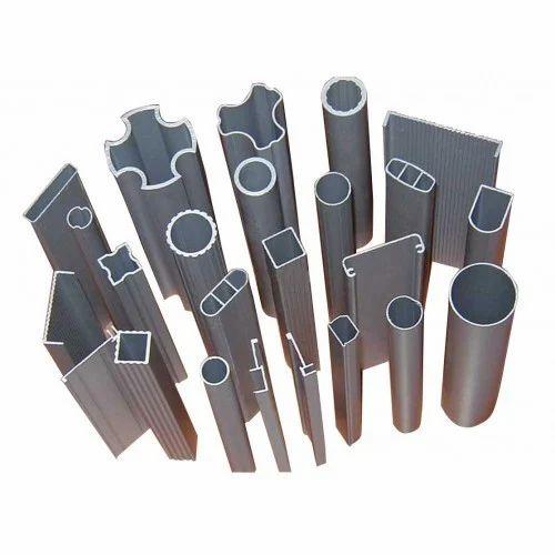 Aluminum Profile Section, Aluminium Section, एलुमिनियम ...