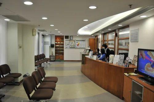 Clinic interior design services