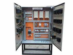 SCR Heater Control Panel