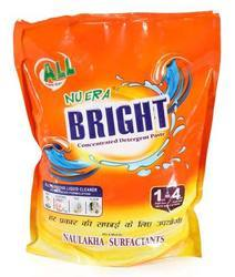 Naulakha Gum Color Concentrated Detergent Paste, For Laundry, Packaging Type: Packet