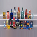 Printed Pet Shrink Label For Wrapping, For Packaging, Packaging Type: Roll