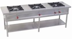 Commercial Gas Burners Range