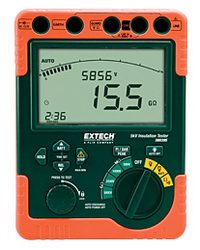High Voltage Digital Insulation Tester (220V)