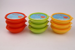 Delight Air Tight 3 Pcs Container Set