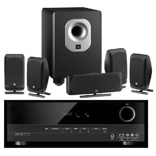 Jbl Home Speakers >> Jbl Home Theater System