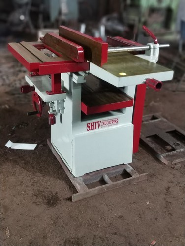 Shiv Combination Wood Working Machine, Automatic Grade: Semi-automatic