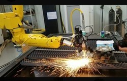 3D Metal Laser Cutting Machine