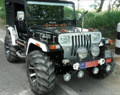 Landi Jeep Price >> Modified Jeeps - Willy Jeep Manufacturer from Moga