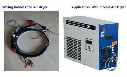 wall mount compressed refrigerant air dryer wiring harness rh indiamart com  ge dryer wiring harness