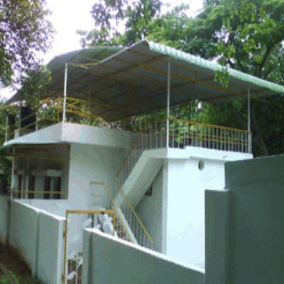Residential roofing terrace shed roofing solutions for Terrace shed designs india