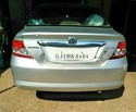 Honda City Sequence Tomasetto Cng Kit Installation