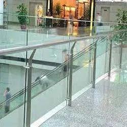 Malls Toughened Glass