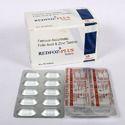 Ferrous Ascorbate Folic Acid & Zinc Tablets