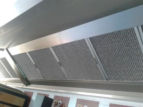 Commercial Electric Kitchen Chimney