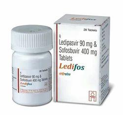 Ledifos Tablet (Generic Sofosbuvir Ledipasvir)