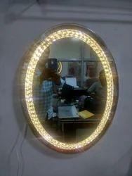LED Diamond Mirror