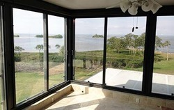 Aluminium Modern Insulated Glass Window for Home
