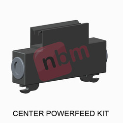 Pin Joint Busbar Center Power Feed Kit