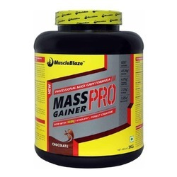 Mass Gainer PRO with Creapure 3 Kg Muscle Blaze