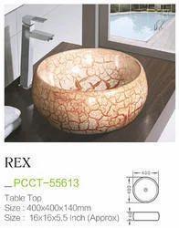 Rex  Size   :  410 X 410 X 150 Sanitary Ware