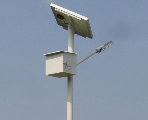 Iron Solar Led Street Lighting System Rs 7000 Unit Avee