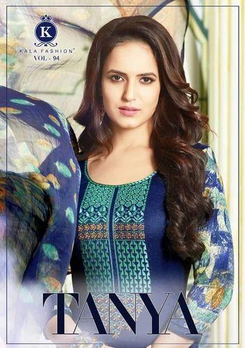 adb71a1e50 Ladies Salwar Suits - Ladies Suits Manufacturer from Delhi