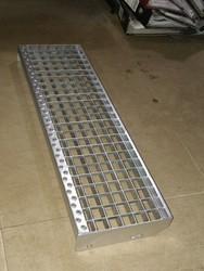 Light Duty Antiskid Stair Gratings