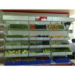 Vegetable Display Rack