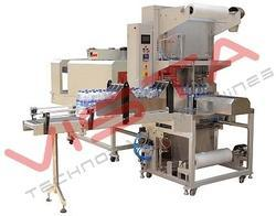 Automatic Shrink Wrapping Machine for Mineral Water Bottle