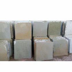Diamond Cut Kota Brown Stone, Packaging Type: Carton Box, Thickness: 10 To 18 Mm