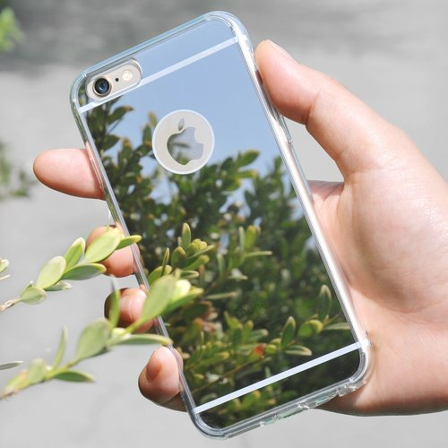 new product 312bc f3a6a Iphone 6s Or Iphone 6 Mirror Case/cover 4.7 Inch Silver