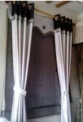 Silk Fabric Curtain