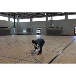 Sports Flooring Repairing Service