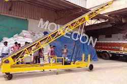 Hydraulic Stacker Belt Conveyor