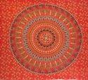 Jaipuri Hippie Mandala Tapestry