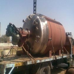 0-500C Chemical Process Reactors, Material Grade: SS304-SS316-MS2062