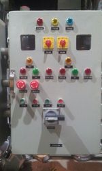 Atex Certified Flameproof Control Panel