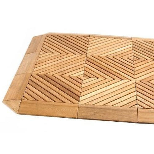 Wooden Decking Wooden Deck Tiles Manufacturer From Jaipur