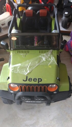 Baby Jeep
