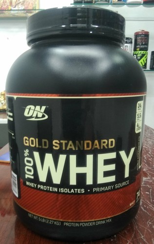 26982bf43 Optimum Nutrition Gold Standard 100% Whey Protein at Rs 6500  bottle ...