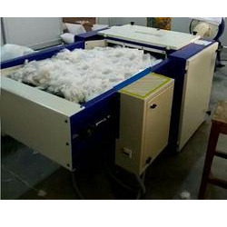 Roller Carding Pillow Filling Machine