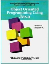 Object Oriented Programming Using Java Book