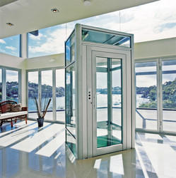 Bungalows Elevator for Residential, Model: BKE18
