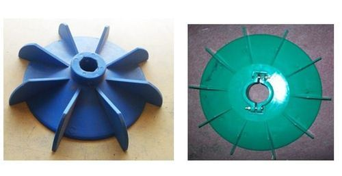 Plastic Motor Cooling Fan, 18 V