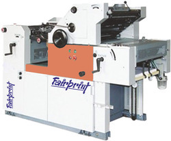 Single Color Carry Bag Printing Machine