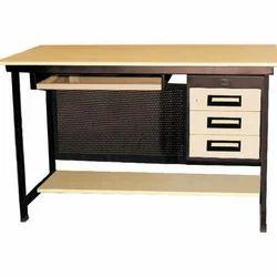 Steel Computer Table, 1 Year, Custom