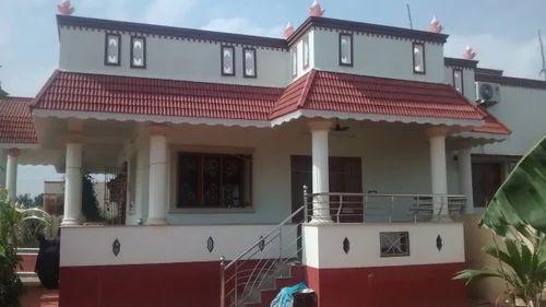 Panel And Bar Grey Silver Kerala Balcony Railing Rs 900 Piece Id 11658267862